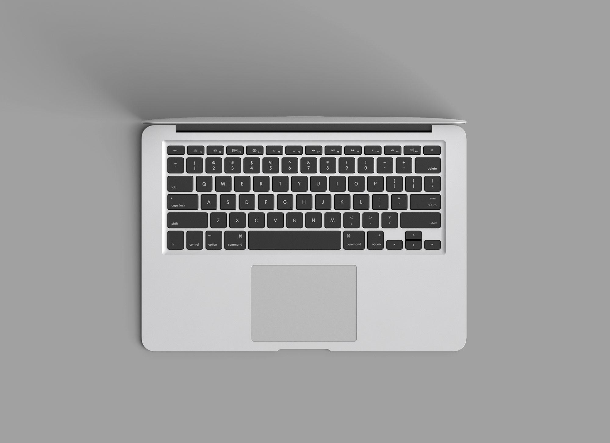 Macbook - VisualMentor WordPress Theme