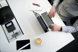 Online business - VisualMentor WordPress Theme