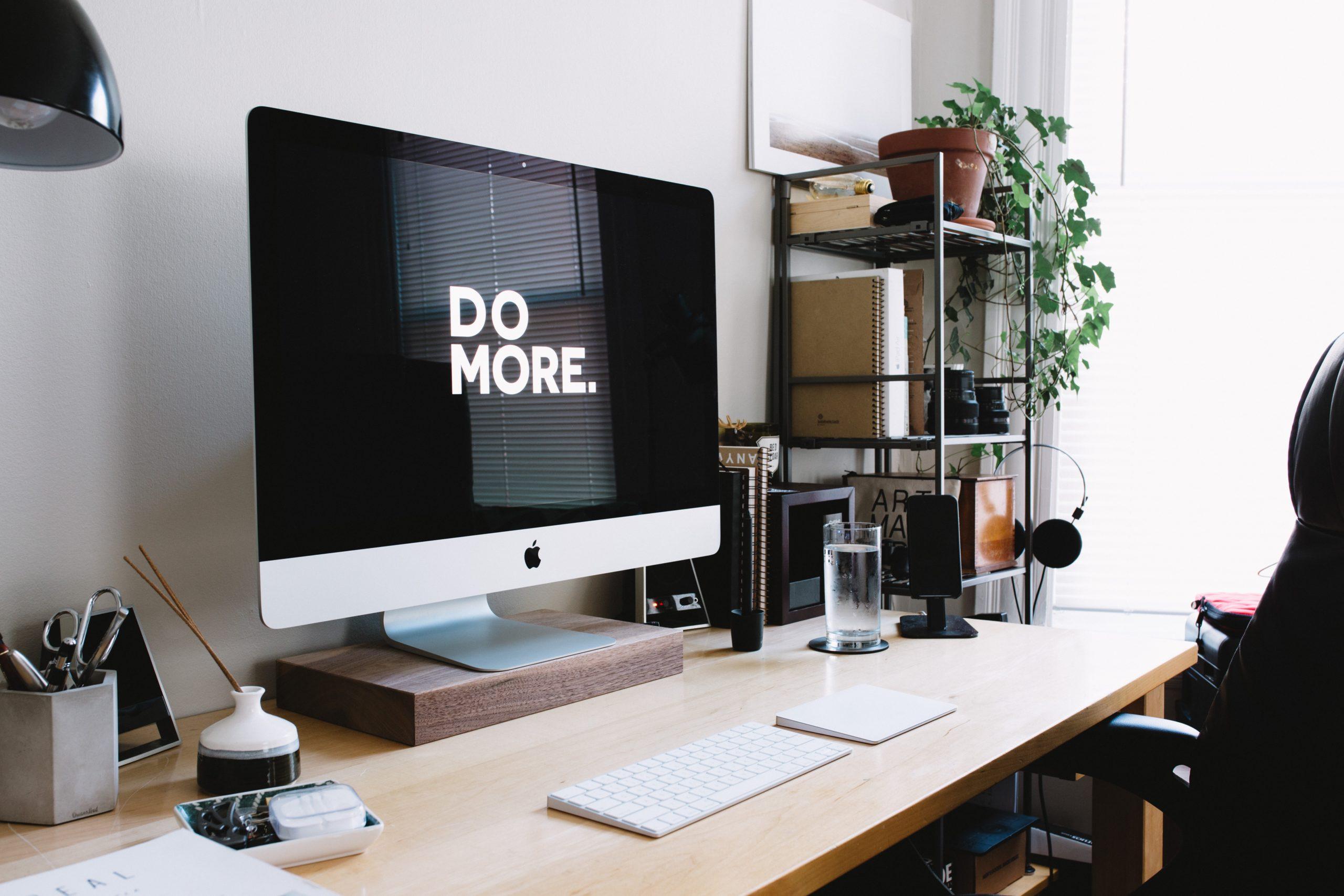 Online portfolio - VisualMentor WordPress theme